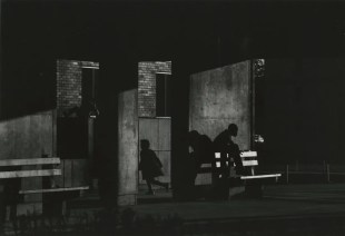 Black Chicago, Ray K. Metzker Chicago