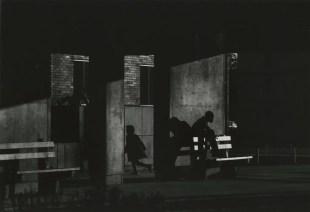 Black Chicago, Ray K. Metzker Chicago
