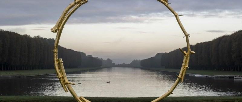 château de Versailles voyage hiver