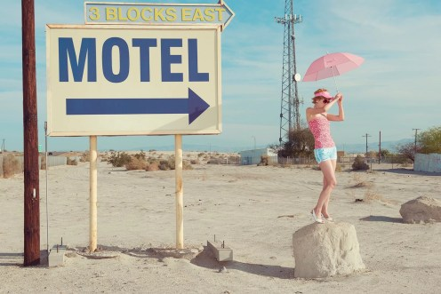 Kourtney Roy, série California
