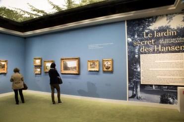Le jardin secret des Hansen La collection Ordrupgaard