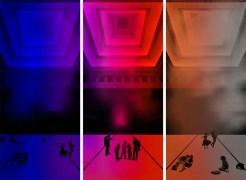Prisme, une installation du collectif Ciguë © DR