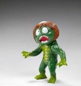 Figurine de Kappa, dans l'exposition Enfers et fantômes d'Asie au musée du quai Branly - Claude Germain