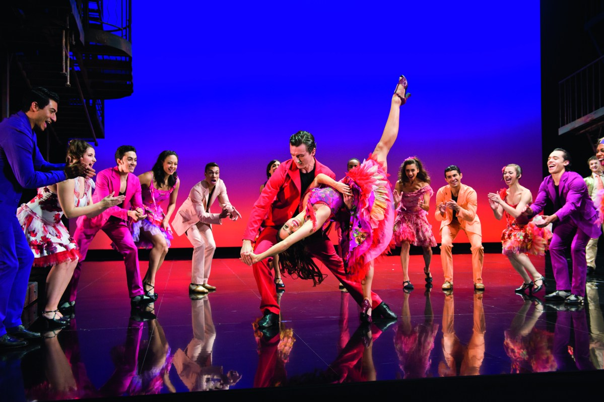 West Side Story The Musical (tour) | Manchester