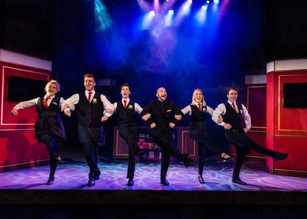 Ushers: The Front of House Musical | Edinburgh Fringe Festival