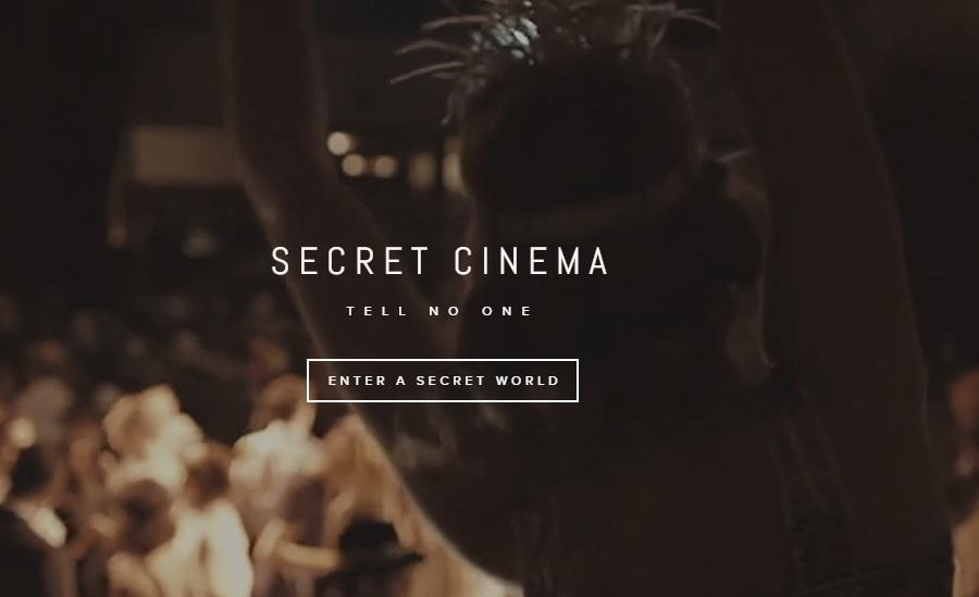 Dirty Dancing   Secret Cinema