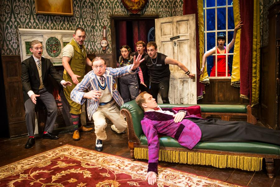 The Play That Goes Wrong | London