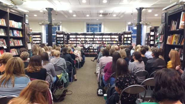 waterstones deansgate book signing