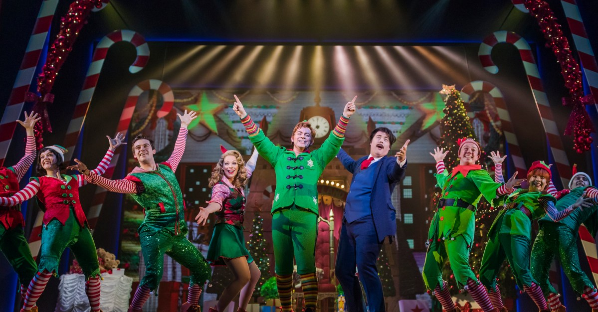 Review: Elf the Musical | The Lowry Manchester