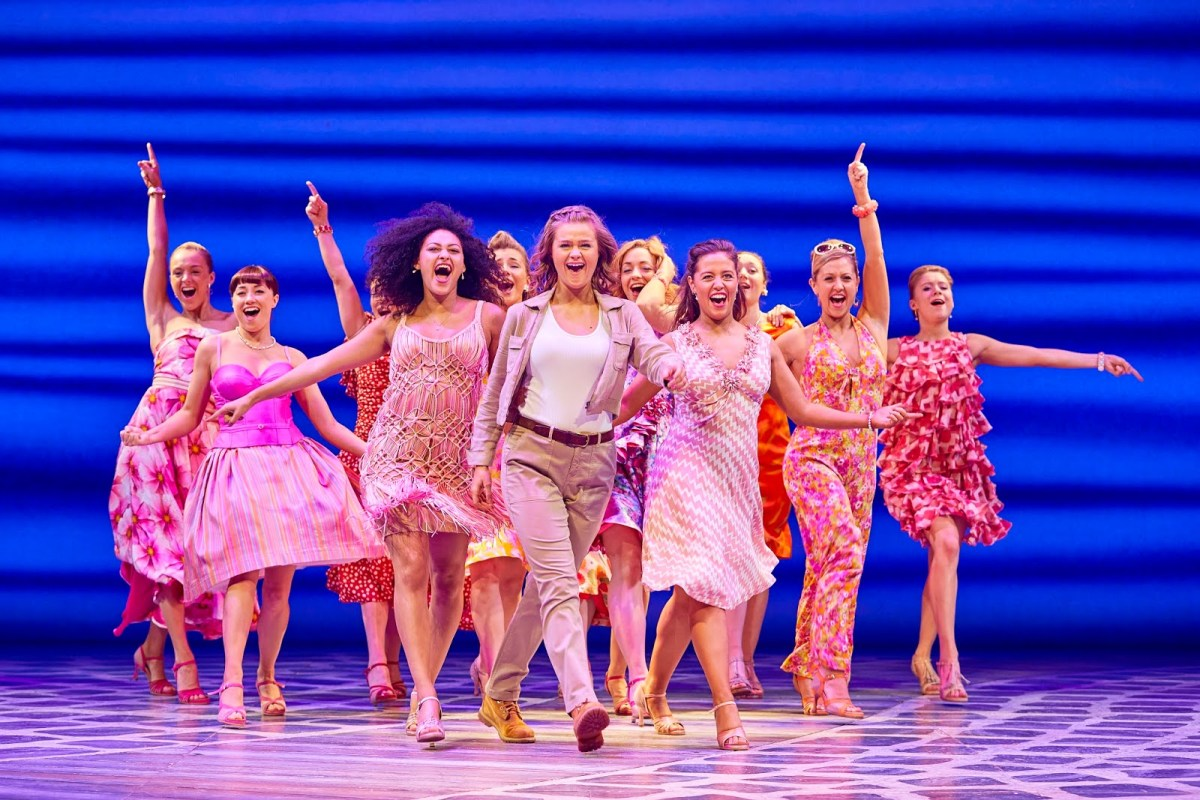 Review: Mamma Mia! Tour   Palace Theatre Manchester