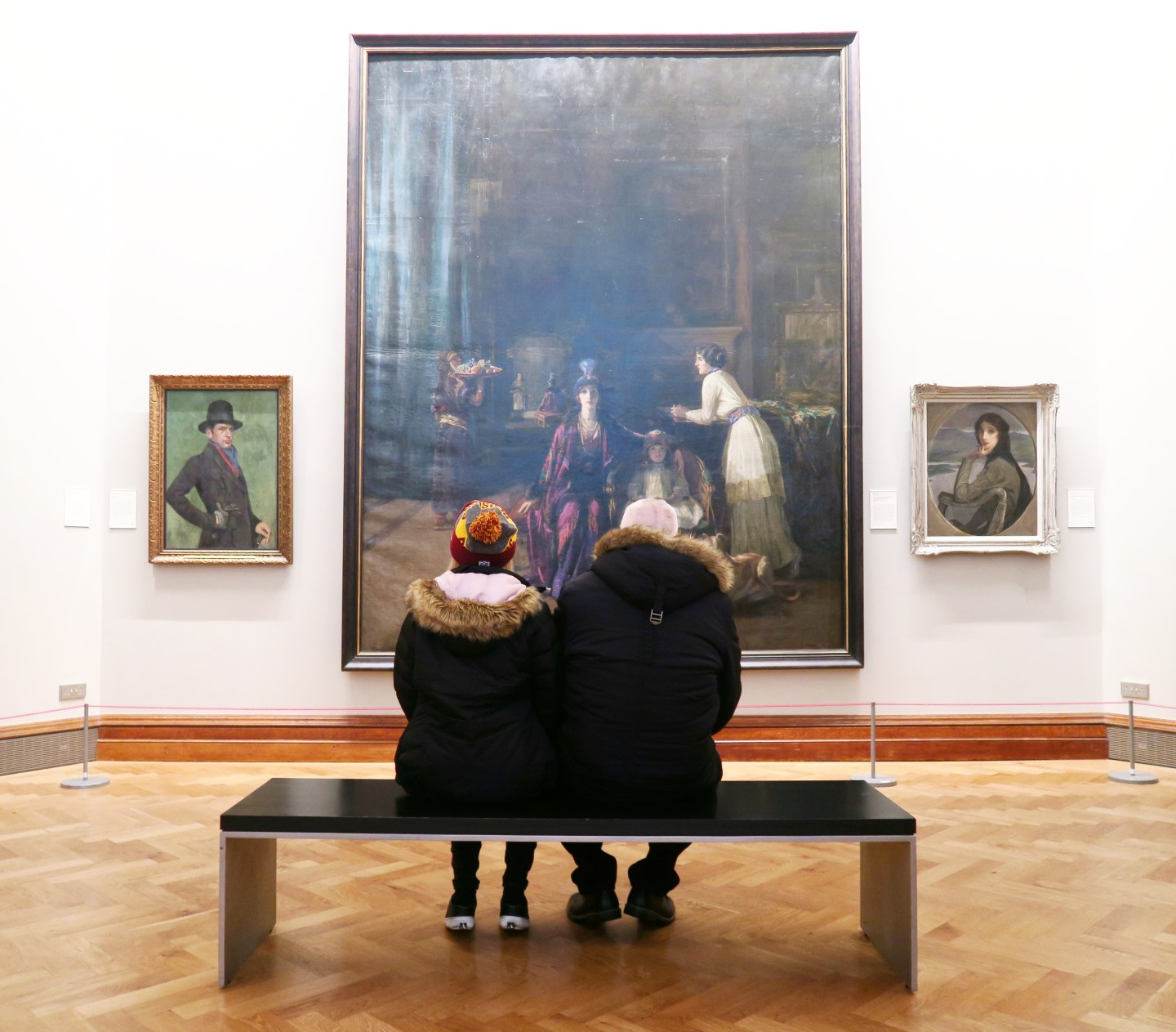 36 hours in Dublin - art gallery