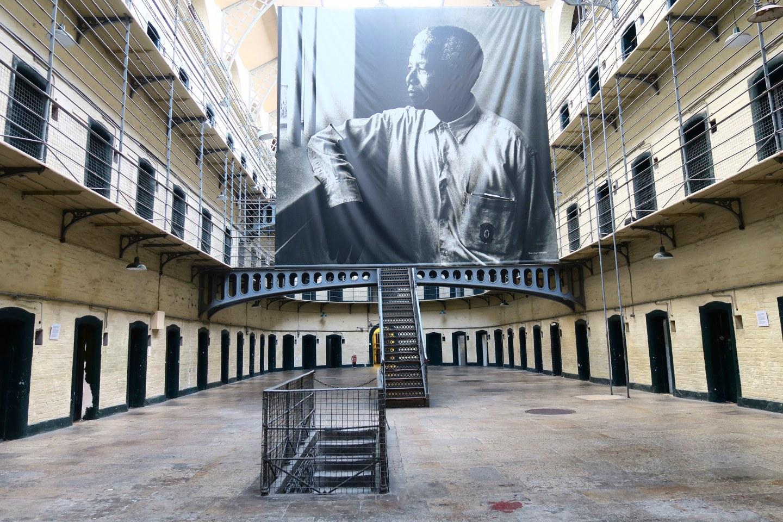 36 hours in Dublin - jail tour