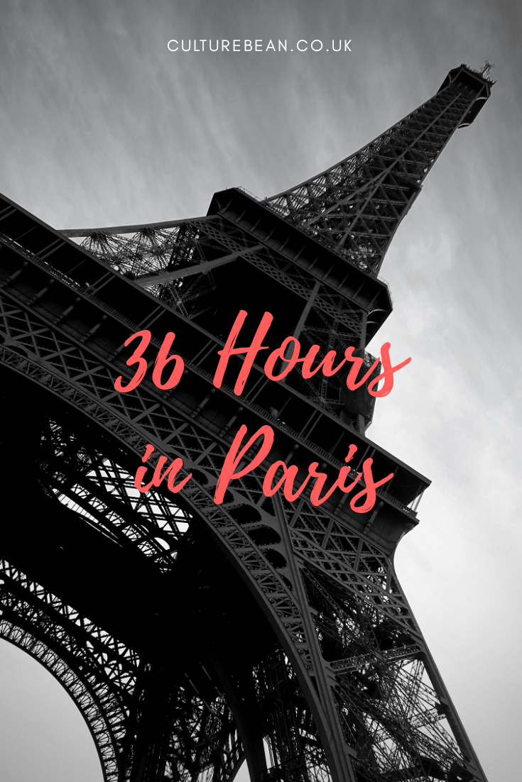 36 hours in Paris