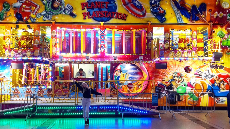 liverpool indoor funfair
