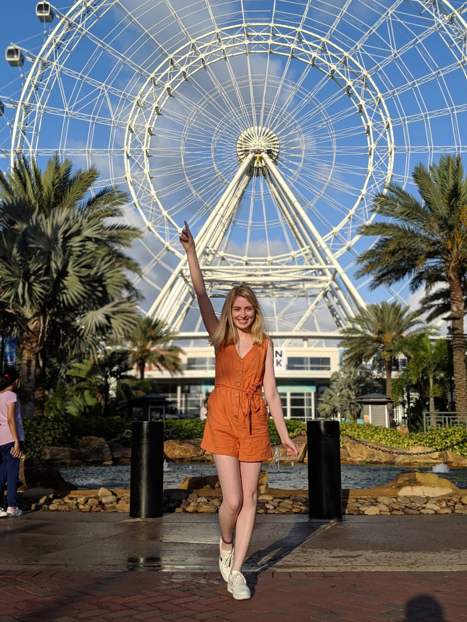 One of the best things to do in Orlando – Champagne on The Wheel