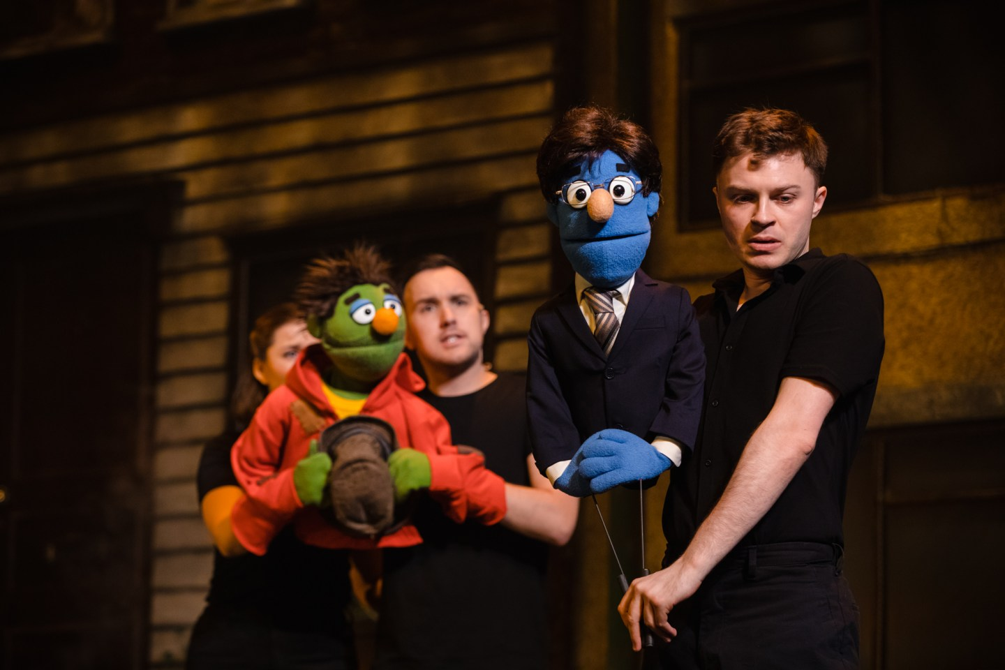 avenue q musical review