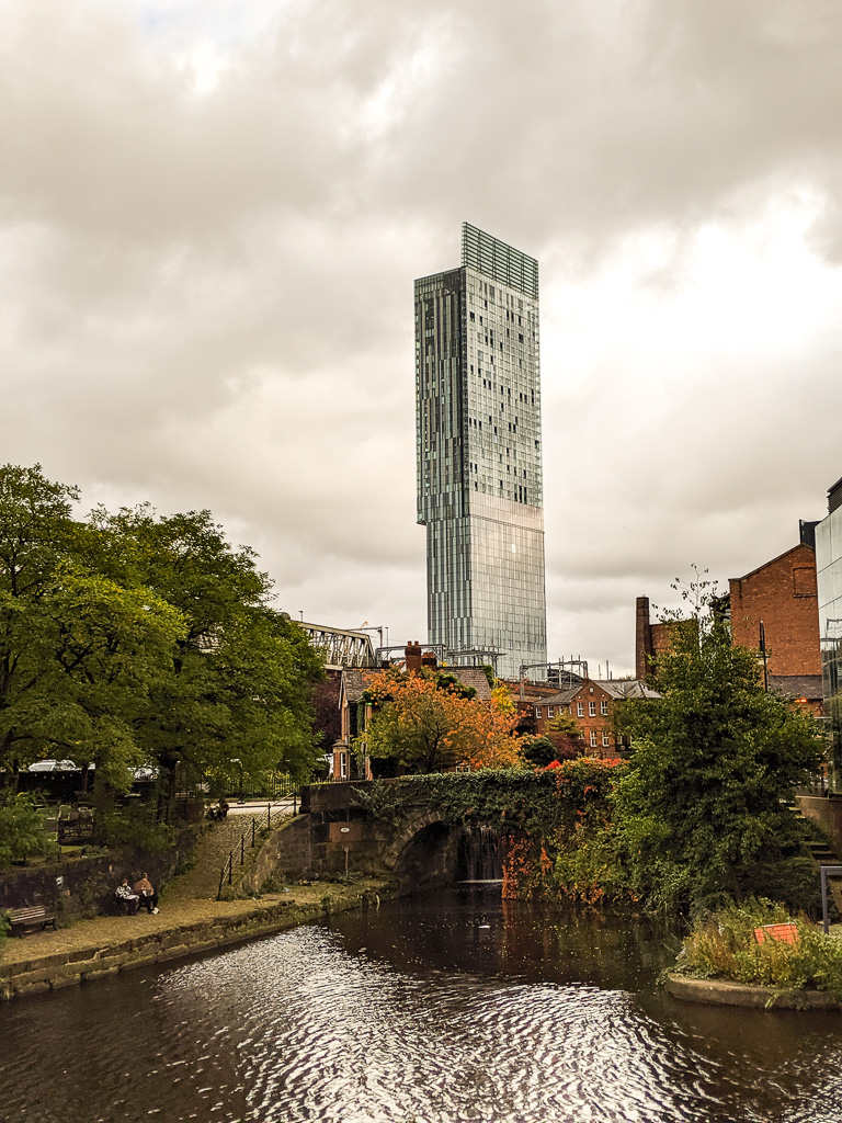 one day in manchester - castlefield