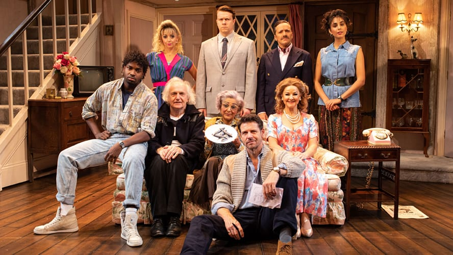 Noises Off – the original comedy about a play that goes wrong