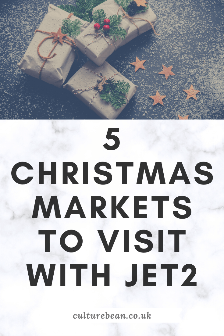 5 CHRISTMAS MARKETS TO VISIT WITH JET2