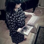 Jelena Erdeljan u Matici iseljenika