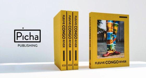 Livre photo 'Fleuve CONGO River'
