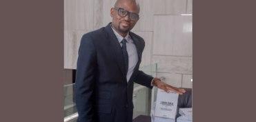 Présentation à Kinshasa du livre « l'ordre public »