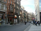 Brussels is great for strolling