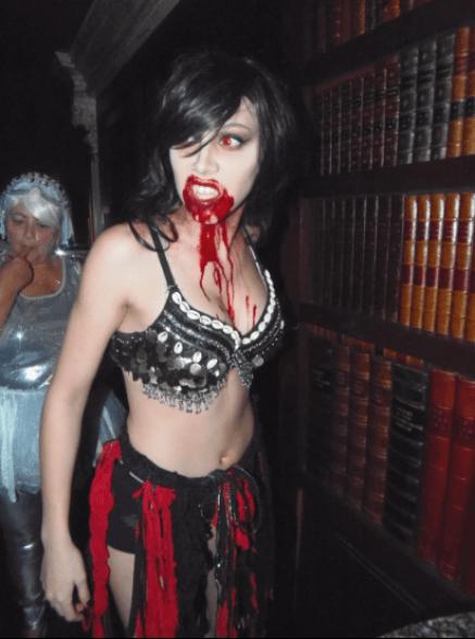 the mortuary sexy vampire