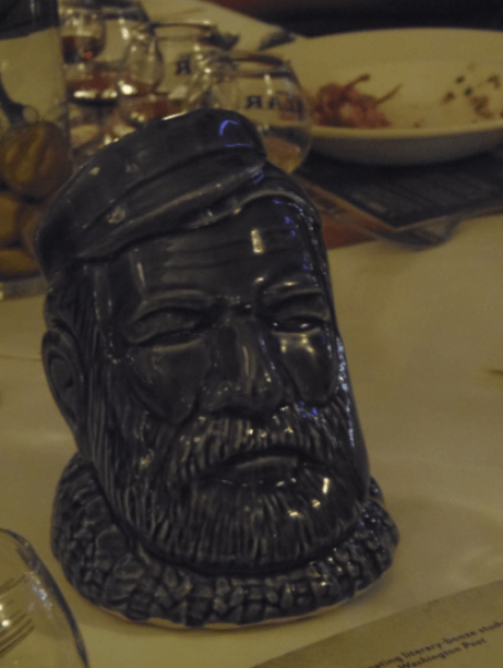 papa's pilar rum dinner palace cafe