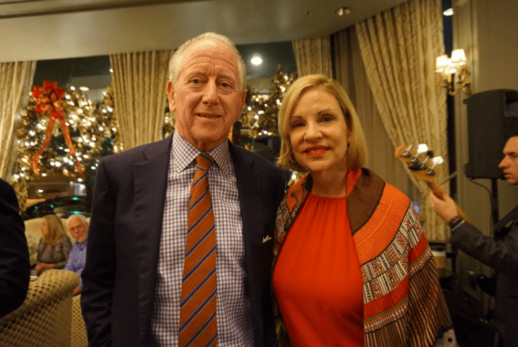 christmas tree lighting windsor court archie manning