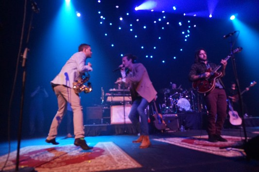 the revivalists at the orpheum