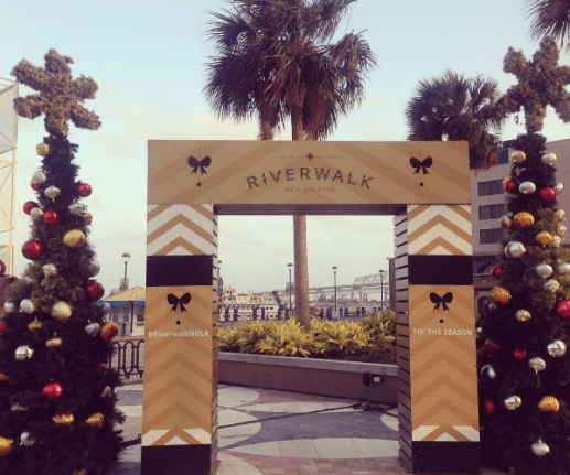 riverwalk mall entrance
