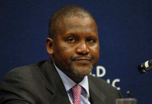 dangote group releases members of staff
