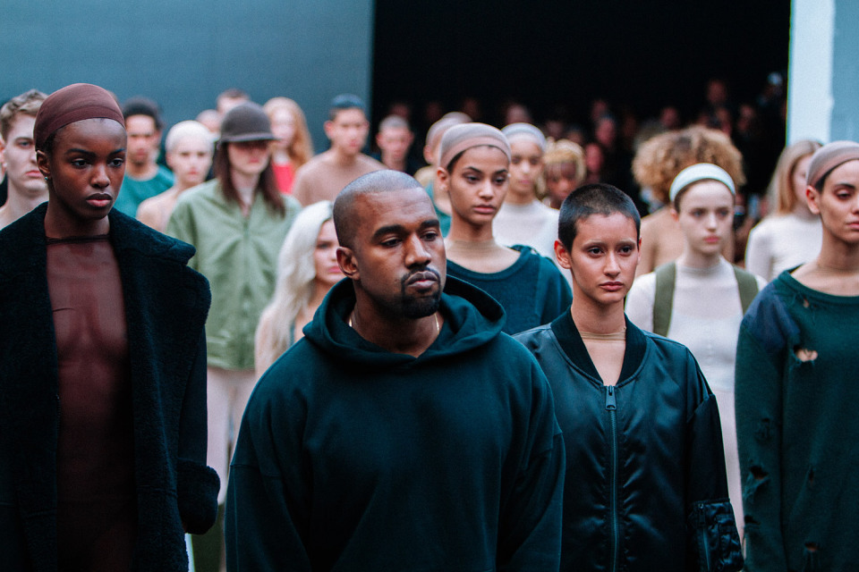 Yeezy x Adidas Collection Finale