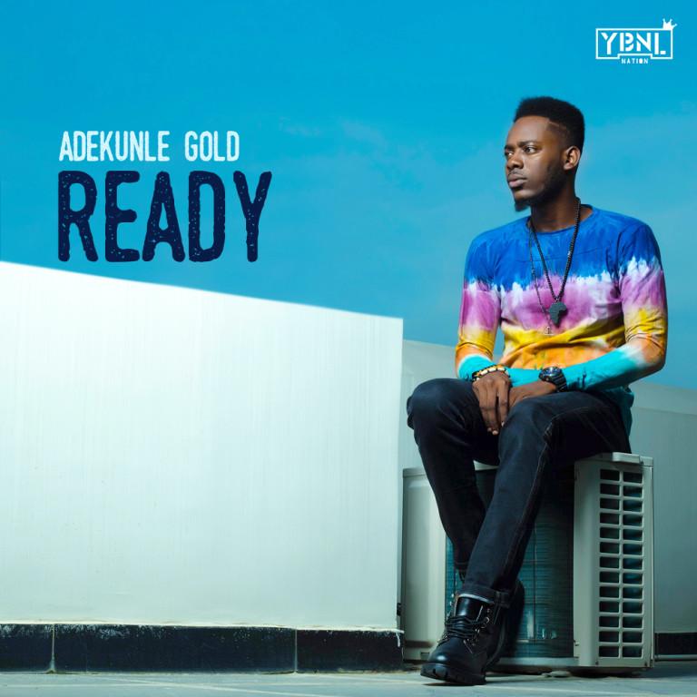 Adekunle Gold Ready Cover