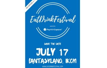 #EatDrinkFestival 2.0 Powered by Pay With Capture