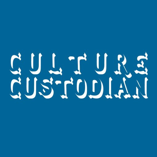 Culture Custodian Blue Logo