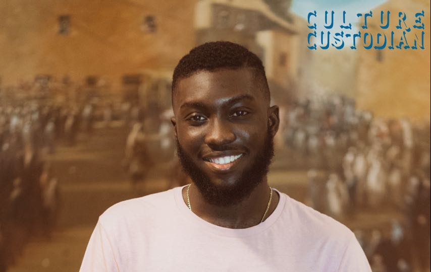 Video : Cultured Conversations #1 with Odunsi The Engine