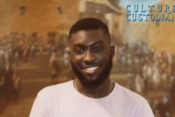 Cultured Conversations #1 with Odunsi The Engine