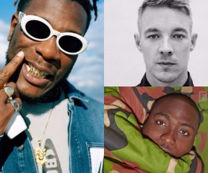 Burna Boy, Diplo and Davido to headline Gidi Fest 2017