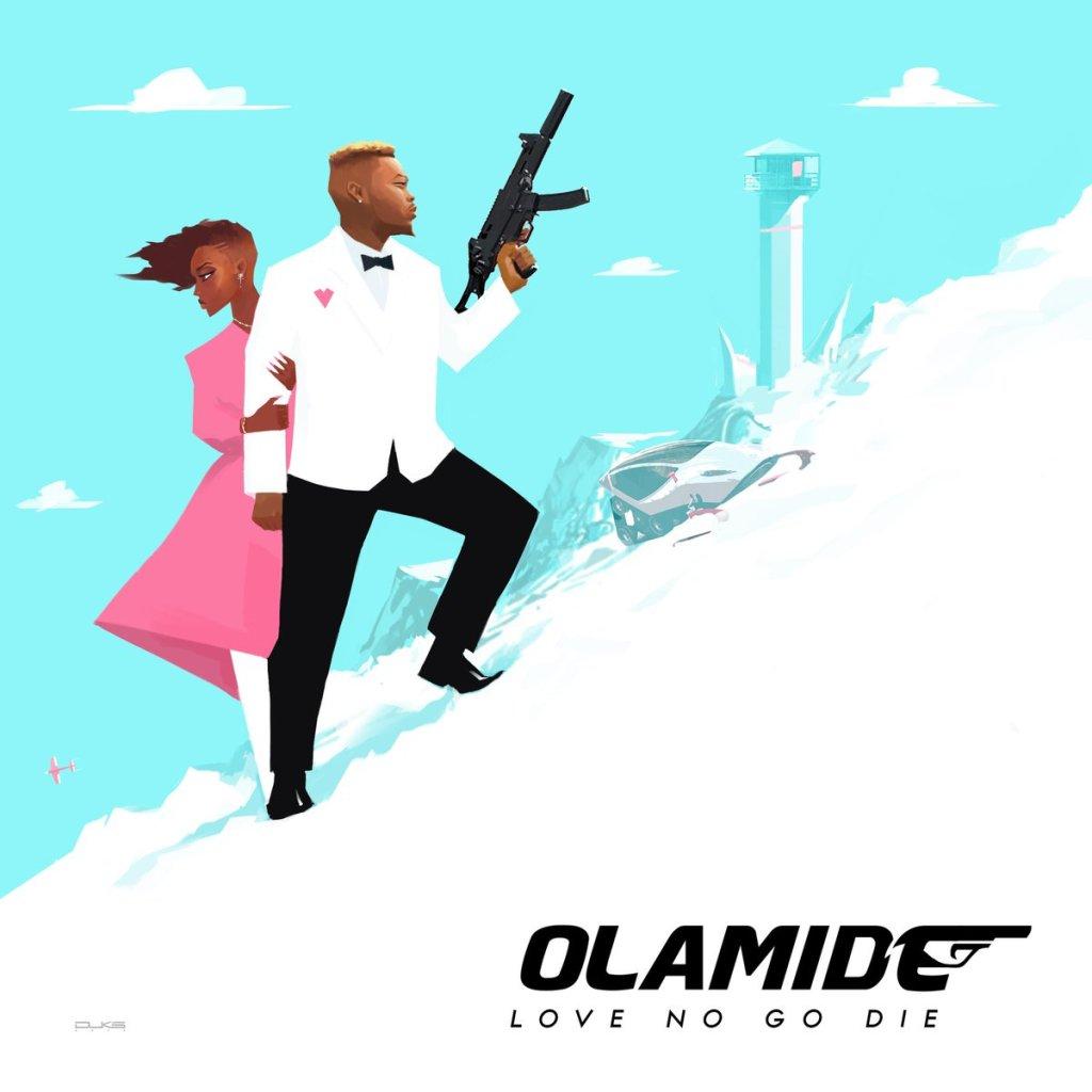Olamide Love No Go Die, Artwork by DuksArt