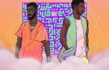 War EP by Odunsi and Nonso Amadi
