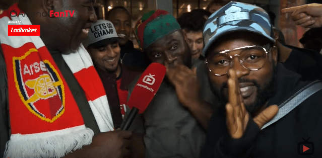 Falz on Arsenal Fan TV