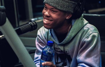Watch Nasty C pay tribute to his mother in his UOK video
