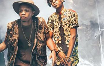 Listen to Tekno and Krisbeatz take another step towards inscribing their names in the hall of fame of artist-producer combinations on their new track, Samantha.