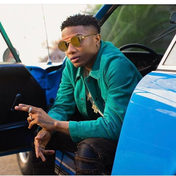 Wizkid shares Naughty Ride featuring Major Lazer off SFTOS