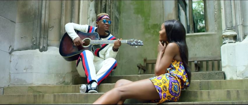 Dotman and Mr. Eazi Find Their Melanin Queens in Afro Girl Video