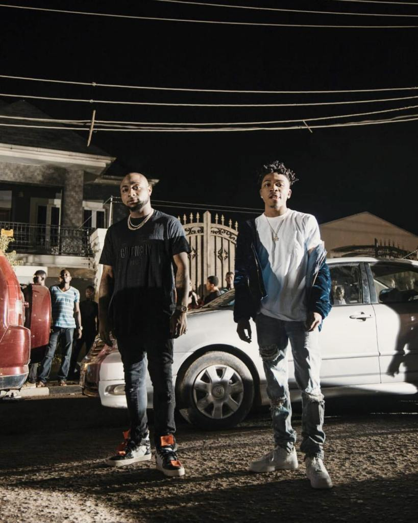Mayorkun and Davido Remind Us Love is All About the Kpa with Bobo