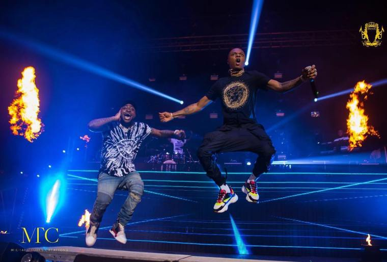 Wizkid and Davido Are Taking A Route Only Olamide Once Plied