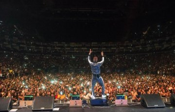 15 Must See Photos From Wizkid's Legendary Afrorepublik Showing in London